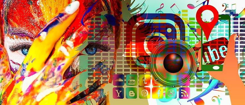 Unsere Social Media - wir vernetzen uns auf allen Kanälen