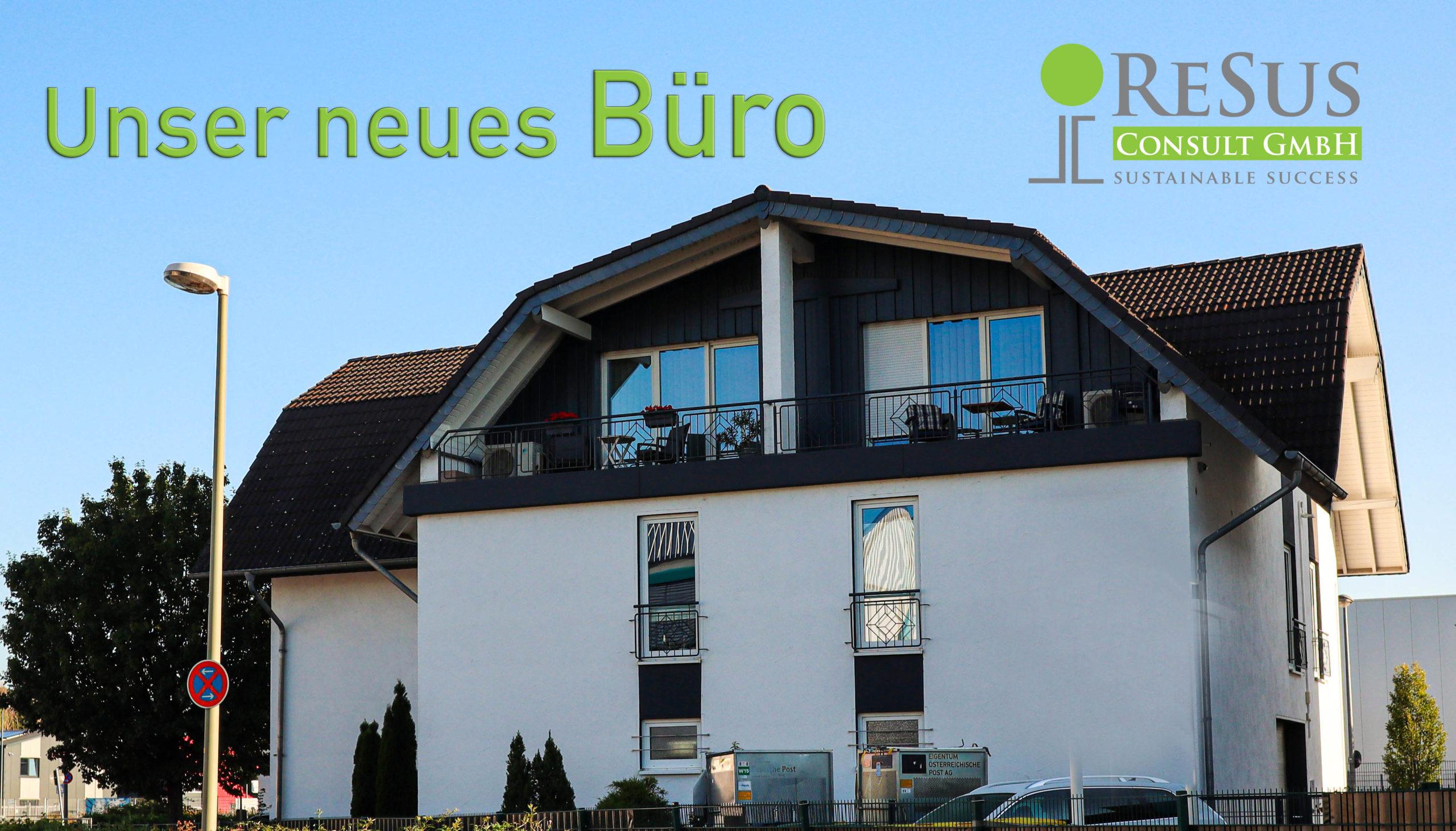 Büroanschrift ReSus Consult GmbH