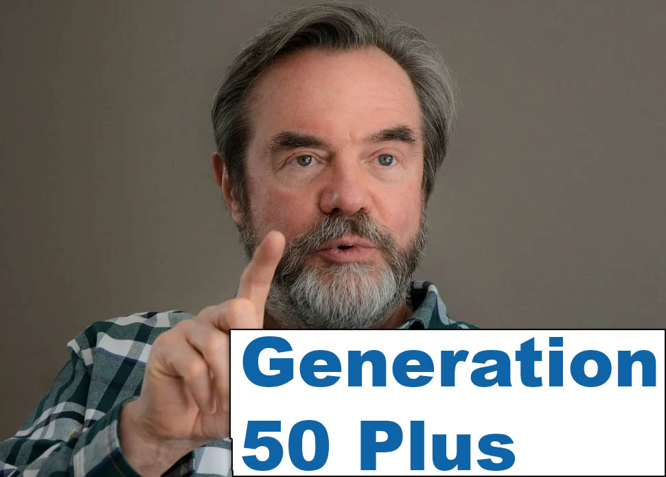 Generation 50 Plus SHK
