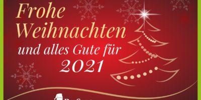 Weihnachten 2020 - Personalberatung Bau